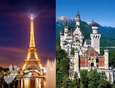 Ереван – Париж – Берлин – Париж – Ереван